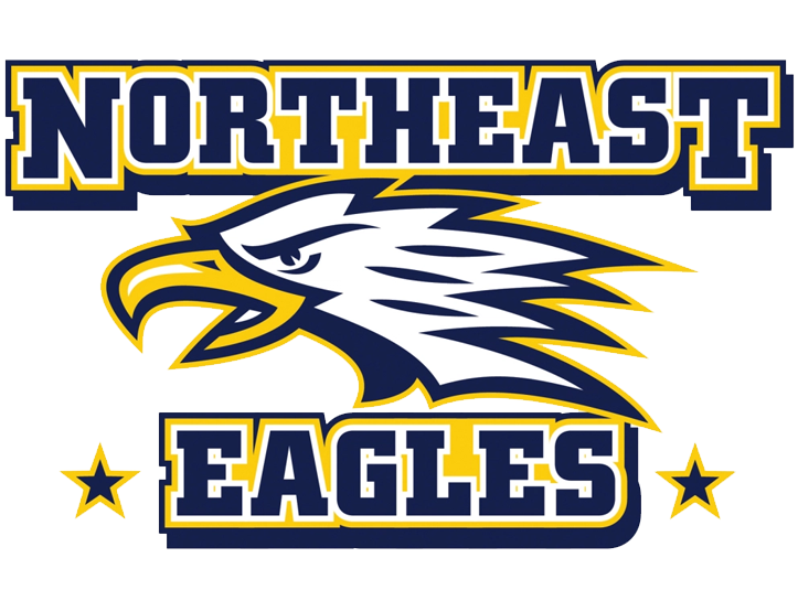 Northeast Eagles Logo